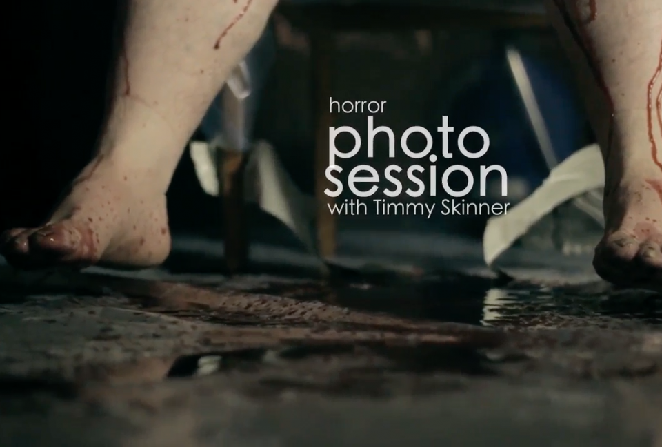 Behind the scenes of horror