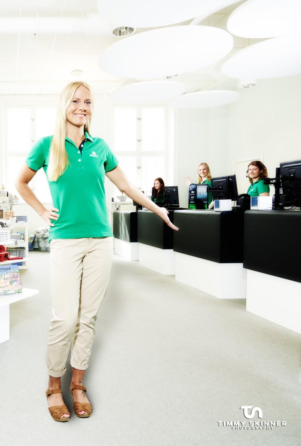 Official visitors bureau Gotland